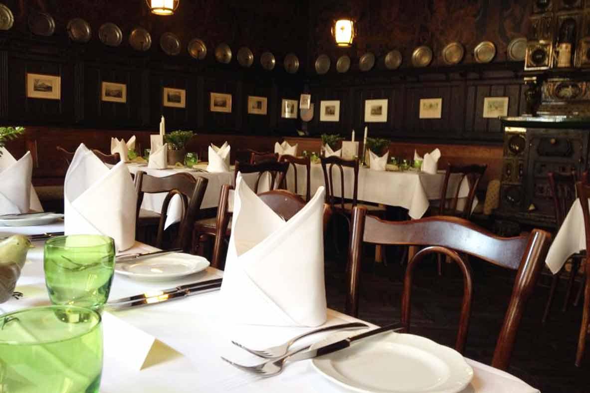 Geburtstag feiern im Restaurant Schuberts Bad Kissingen